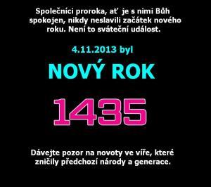 Nový rok 1435