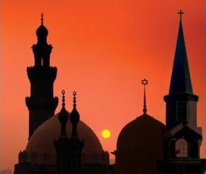 Kostel a mešita islám