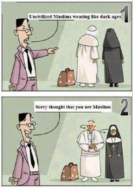 zlí muslimové