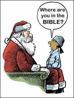 Santa v Bibli