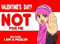 valentýn islam sharia šaría