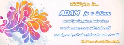 Adam - islam sharia4czechia saria pro cesko