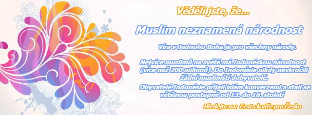 Muslim narod - islam sharia4czechia saria pro cesko