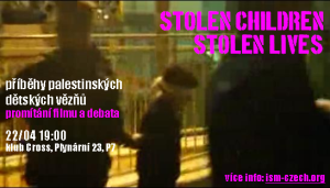 ISM film stolen children