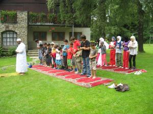 letni tabor islam 11