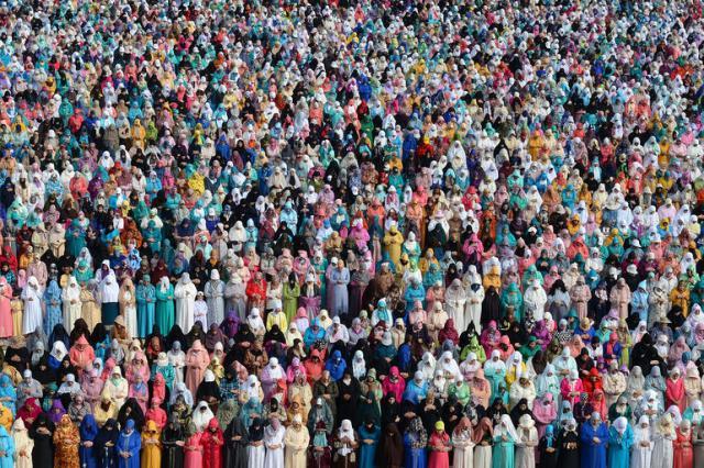 MOROCCO-RELIGION-ISLAM-RAMADAN-EID