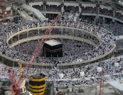 Mekka Saudská Arábie