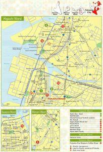 Mapy dostupnosti Halal na webu