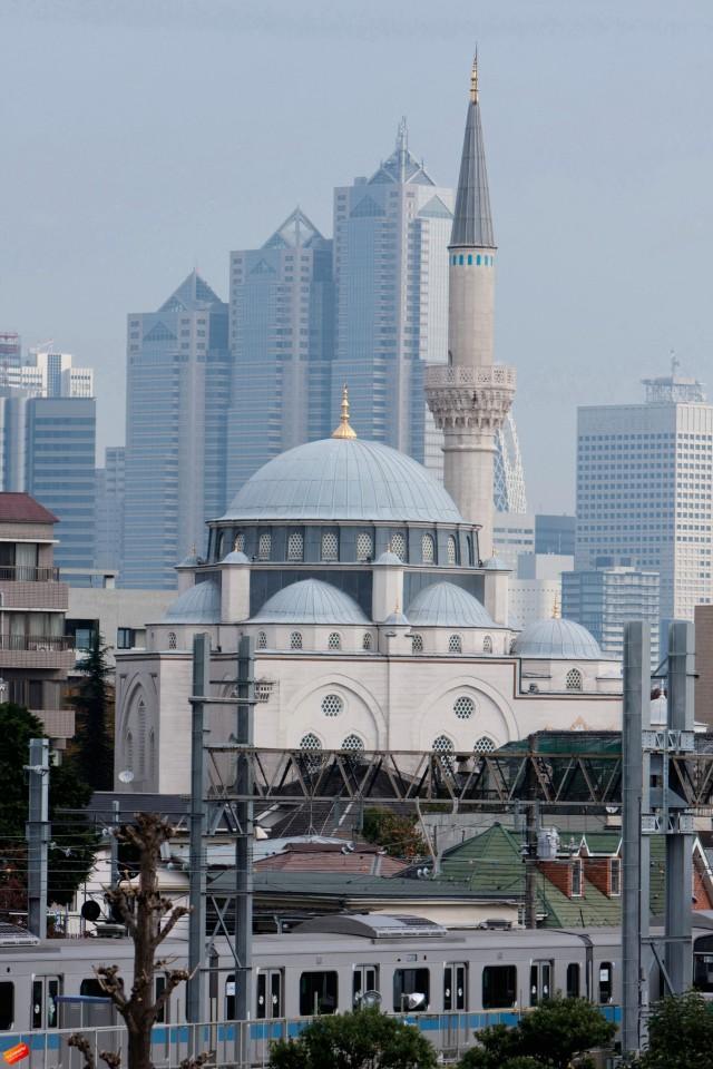 mosque Tokyo