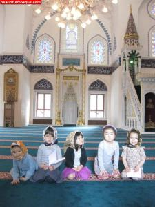 Mešita postavená Tureckem (Tokyo)