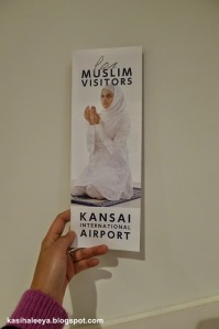 vitejte muslimsti turisti japonsko