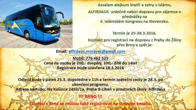 al firdaus - kongres slovensko muslimove islam